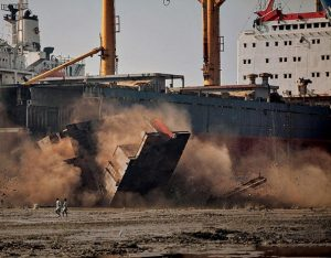 The Ship Graveyard – Where Ships Die - The marine express